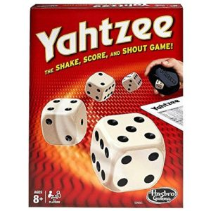 Yahtzee Game Only $7.99!