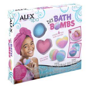 ALEX Spa DIY Bath Bomb Donuts Only $6.48!