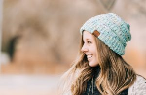 Adult Speckled C.C. Beanies Only $6.99!! (reg. $19.99)