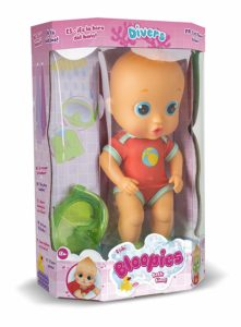 Bloopies Babies Cobi Doll Only $4.36!