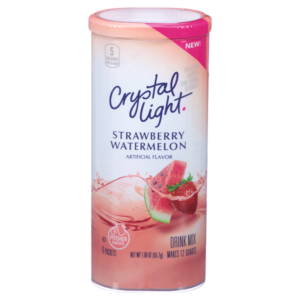 Meijer: Crystal Light Canisters Only $1.69! No Coupons Needed!