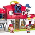 Fisher-Price Little People Caring for Animals Farm Set - $29.82 Shipped!