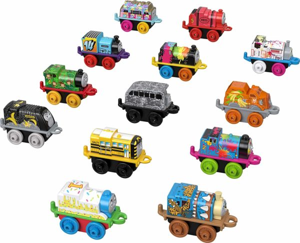 Fisher-Price Thomas & Friends MINIS, Surprise Cargo Pack