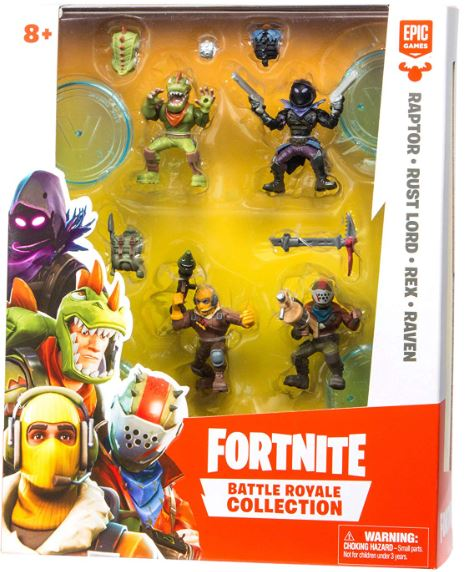 Pre Order The Fortnite Battle Royale Collection Squad Pack For