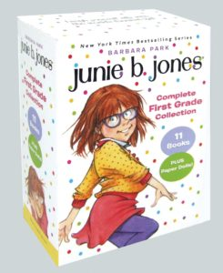Junie B. Jones Complete First Grade Collection Box Set Only $21.99!