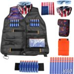 Kids Nerf N-Strike Elite Series Tactical Vest + 30 Nerf Darts & More Only $8.99!