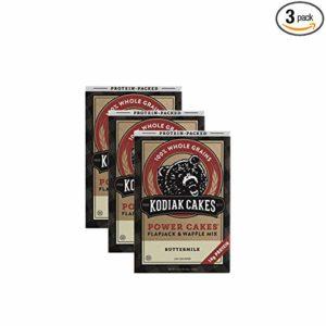 Kodiak Cakes Protein Pancake Power Cakes Flapjack & Waffle Mix, 3 count as low as $11.42 Shipped!