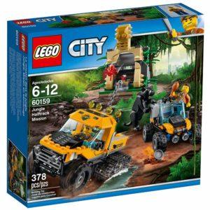 LEGO City Jungle Explorers Jungle Halftrack Mission Building Kit was $39.99, NOW $26.39!