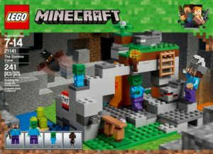 LEGO Minecraft The Zombie Cave Only $14.99!