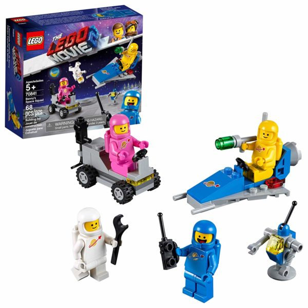 LEGO The Movie 2 Benny's Space Squad Building Kit