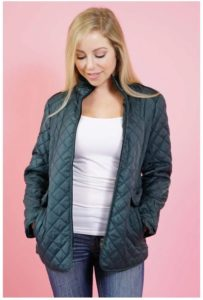 Lightweight Puffer Jacket – Was $49.99 – Now $19.99 + Free Shipping!
