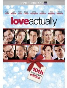 Love Actually DVD + Digital Only $4.99! Stocking Stuffer!