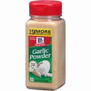 *HOT* McCormick Garlic Powder, 8.75 oz as low as $3.03 Shipped!