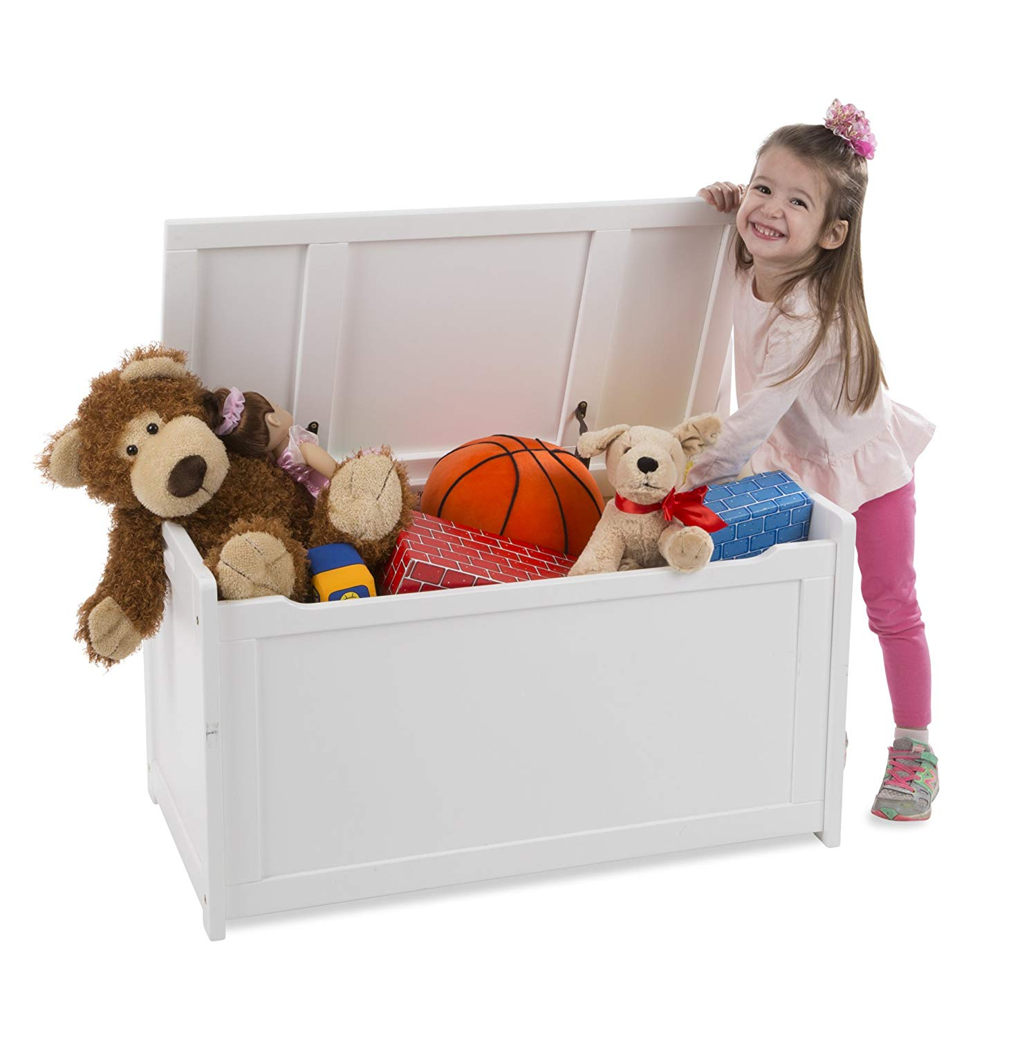 Melissa Amp Doug Wooden Toy Chest Was 119 99 Now 56 27