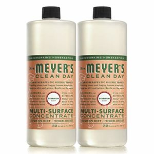 Mrs. Meyer's Clean Day Multi-Surface Concentrate as low as $3.60 per Bottle Shipped!