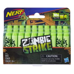 Official Nerf Zombie Strike 30-Dart Refill Pack Only $3.42! Best Price!