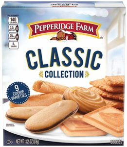 Pepperidge Farm Classic Cookie Favorites Only $3.99!