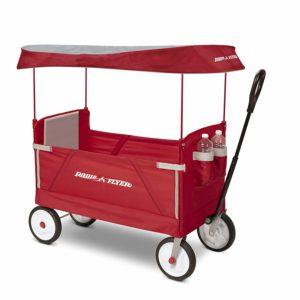 Radio Flyer 3-In-1 EZ Folding Wagon with Canopy – $69.99!! (reg $109.99)