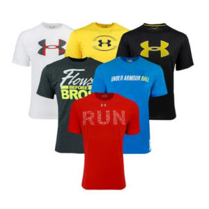 Under Armour Men's T-Shirt 3-Pack Only $29.99 Shipped! ($10 Each!)