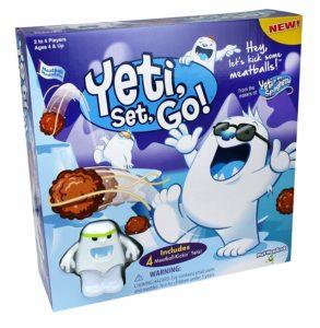 Yeti, Set, Go! Skill & Action Kids Game Only $4.89 (Reg. $20)!