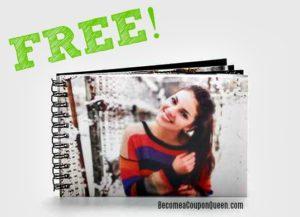 FREE Photo PrintBook + FREE Store Pick Up at Walgreens!