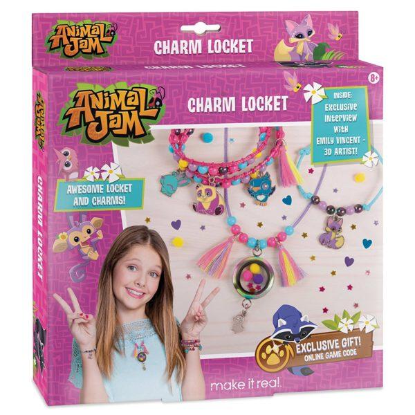 Animal Jam Charm Locket Set