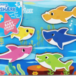 Baby Shark Chunky Wooden Sound Puzzle Only $7.20! Lowest Price!