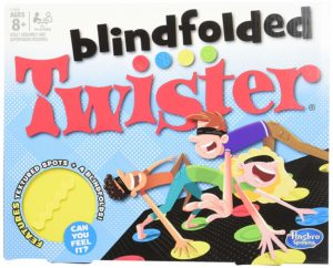 Blindfolded Twister Game was $19.99, NOW $6.10!!