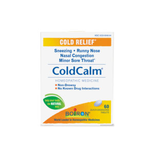 Walmart: Boiron ColdCalm Cold Relief Tablets, 60 Ct Only $4.99!