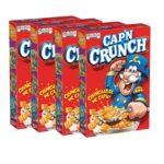 Cap'N Crunch Cereal 4 Count as low as $6.38! ($1.59 each)