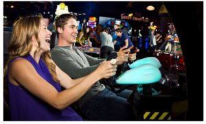 Save 66% on Dave & Buster's Power Cards!
