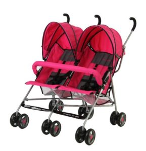 Dream On Me Double Twin Stroller – $69.99 – Best Price!