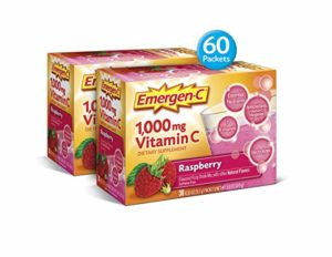 Emergen-C, 60 Count as low as $12.97 Shipped!