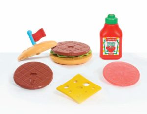 Fisher-Price Burger Set Only $2.75!
