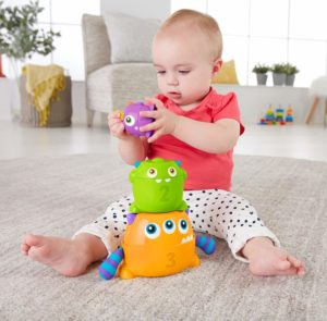 Fisher-Price Stack & Nest Monsters Only $4.48! Best Price!