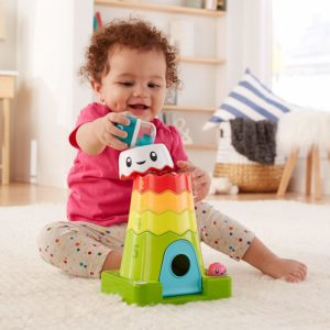 Fisher-Price Stack & Slide Magic Mountain was $14.99, NOW $4.67!