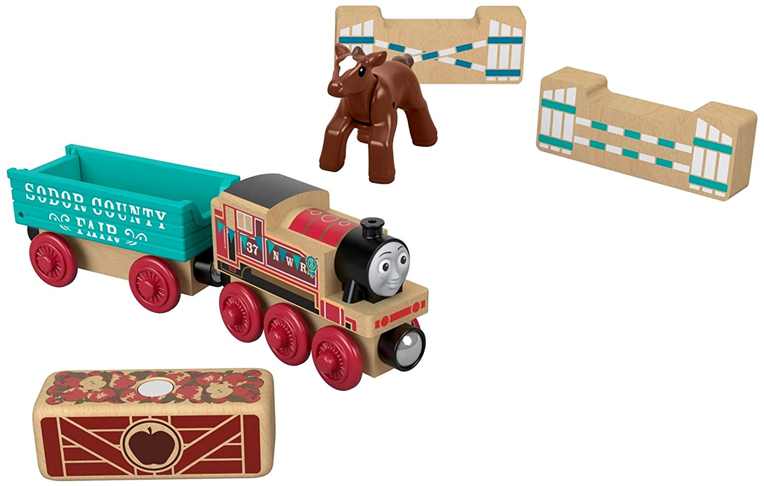 Fisher-Price Thomas & Friends Wood, Rosie's Prize Pony was $29.99, Today $6.69!