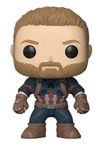 Funko POP! Marvel: Avengers Infinity War – Captain America was $10.99, NOW $4.47!