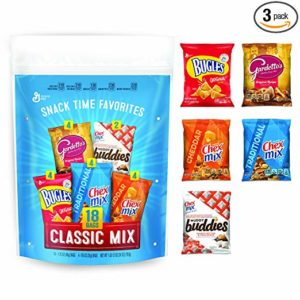 General Mills Salty Snacks Variety Pack 54ct as low as $12.31 Shipped!
