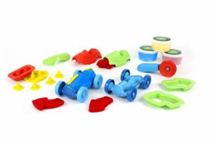 Green Toys Race Car Maker Dough Set Activity Only $5.83!