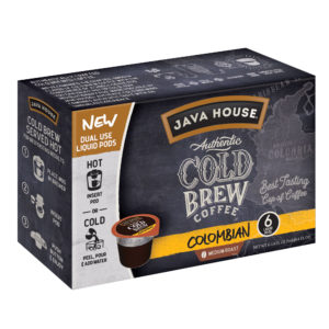 Walmart: Java House Cold Brew Coffee Pods, 6 Count Only $2.00!
