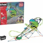 K'NEX Thrill Rides Twisted Lizard Roller Coaster Building Set Only $9.69!!