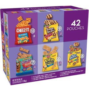 Sam's Club: Keebler Cookies and Crackers Variety Pack (42 pk.) Only $8.31!