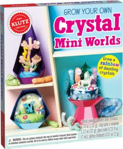 Klutz Grow Your Own Crystal Mini Worlds was $22.98, NOW $7.76!