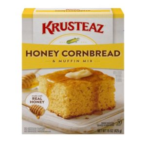 Walmart: Krusteaz Honey Cornbread and Muffin Mix Only $0.58!