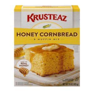 Walmart: Krusteaz Honey Cornbread and Muffin Mix Only $0.58!