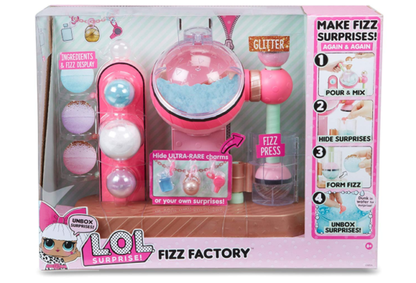 L.O.L Surprise! Fizz Maker
