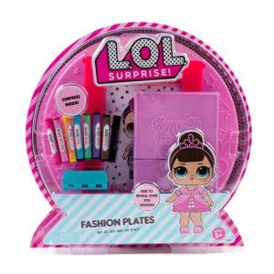 L.O.L. Surprise Fashion Plates was $20, NOW $3.74!!