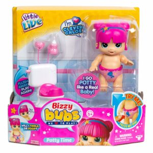 Little Live Bizzy Bubs Season Baby Playset was $19.99, NOW $5.47!