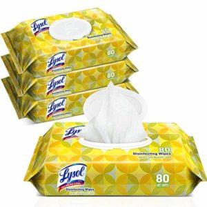 Lysol Handi-Pack Disinfecting Wipes, 320ct as low as $8.28 Shipped! ($0.91/canister)